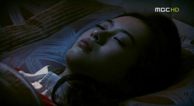Chae-In-sleeping